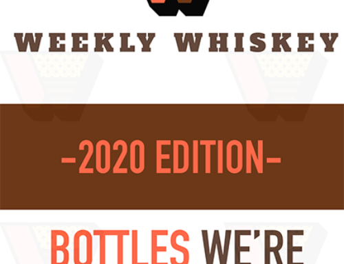 Weekly Whiskey: Bottles We're Thankful For